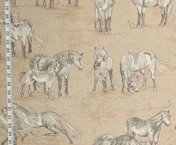 Pony Fabric