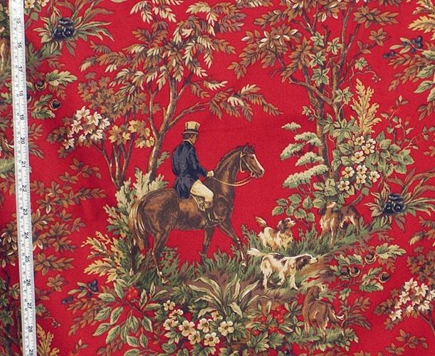 Ralph Lauren Ainsworth Equestrian Fabric