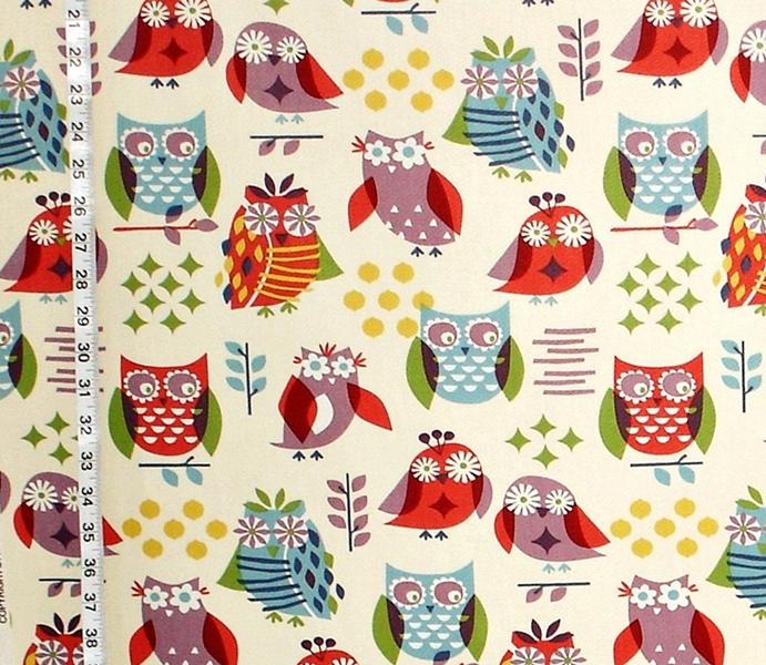 OWL FABRIC