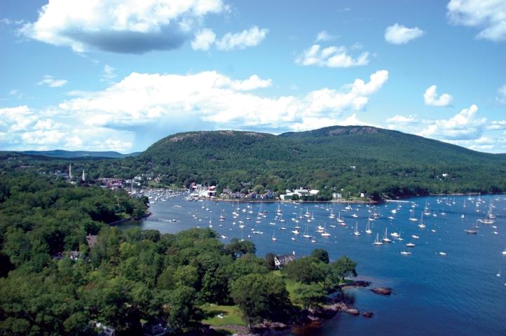 Mt. Battie, Camden, Maine Picture courtesy of vickidoudera.com