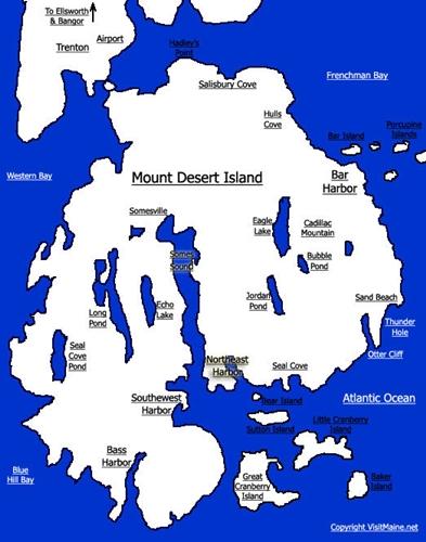 Mount Desert Island