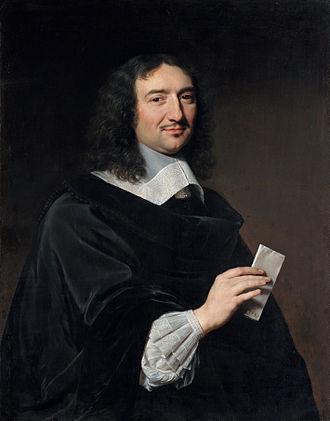 Jean-Baptiste Colbert Philippe de Champaigne