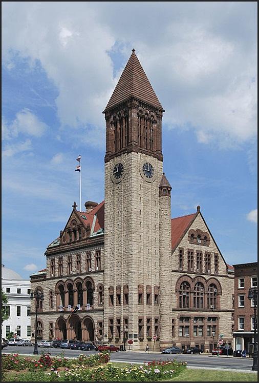 City Hall, Albany New York