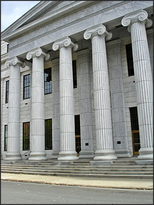 NY state Court of Appeals