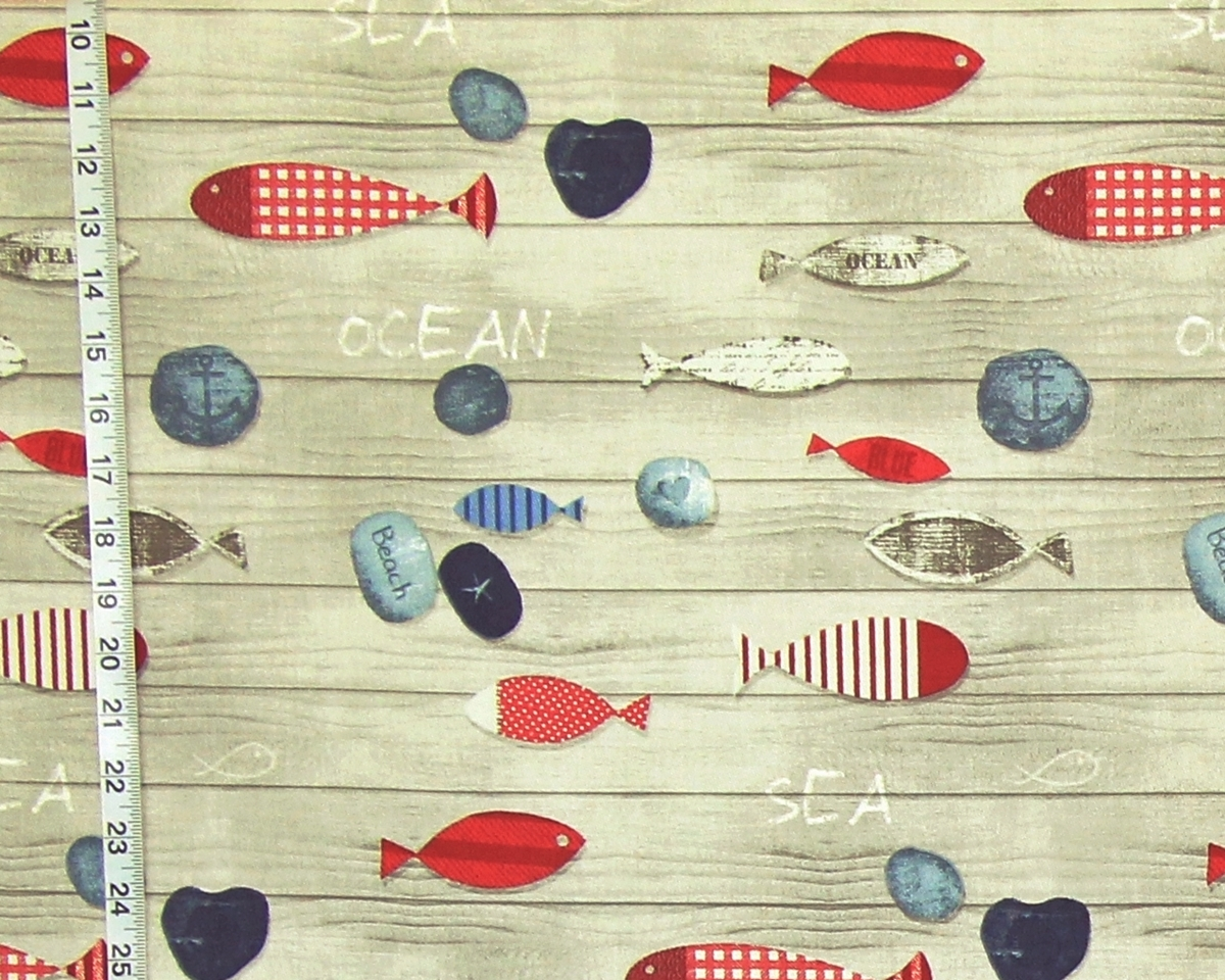BEACH FABRIC SEASHORE WEATHER BOARDS