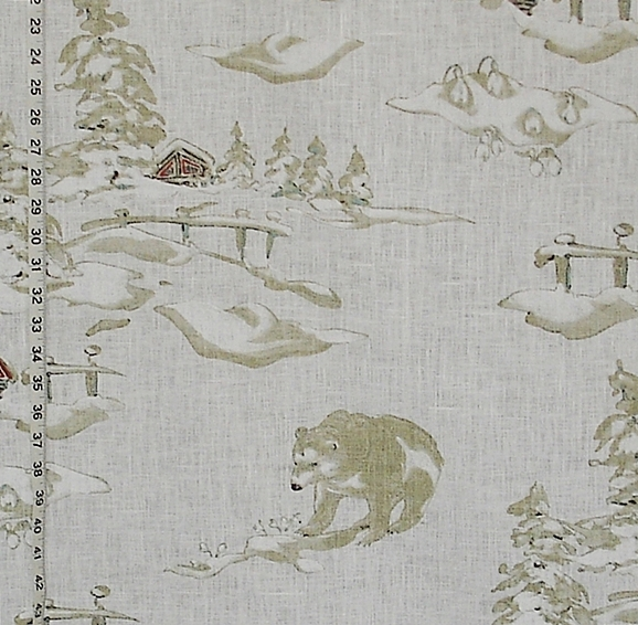 POLAR BEAR ALPINE FABRIC