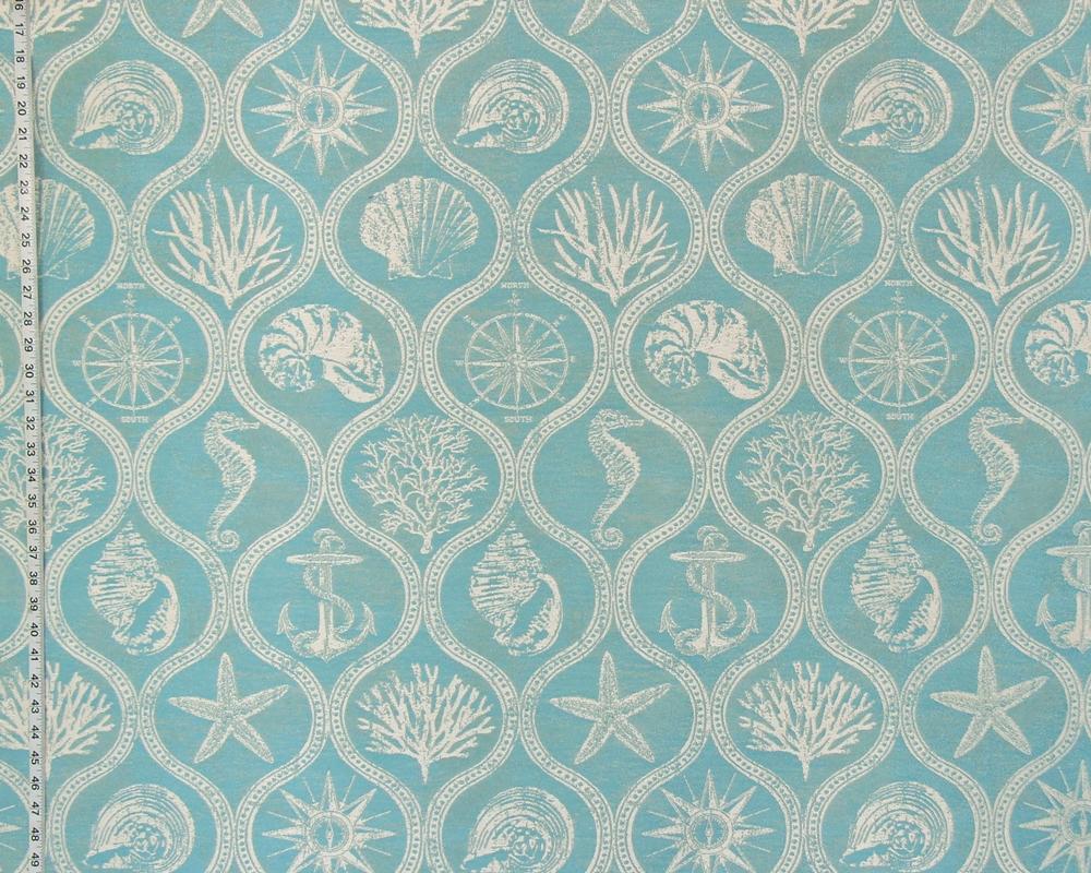 Outdoor Seashell Fabrics – One Pattern, Three Colors ...