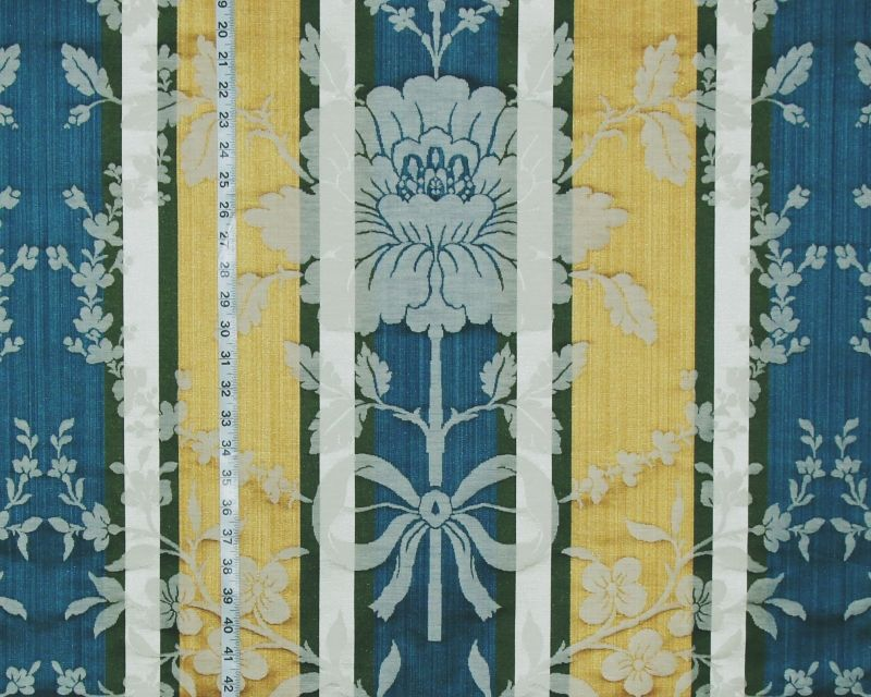 gold and turquoise fabric strie silk damask fabrics new from clarence house brickhouse