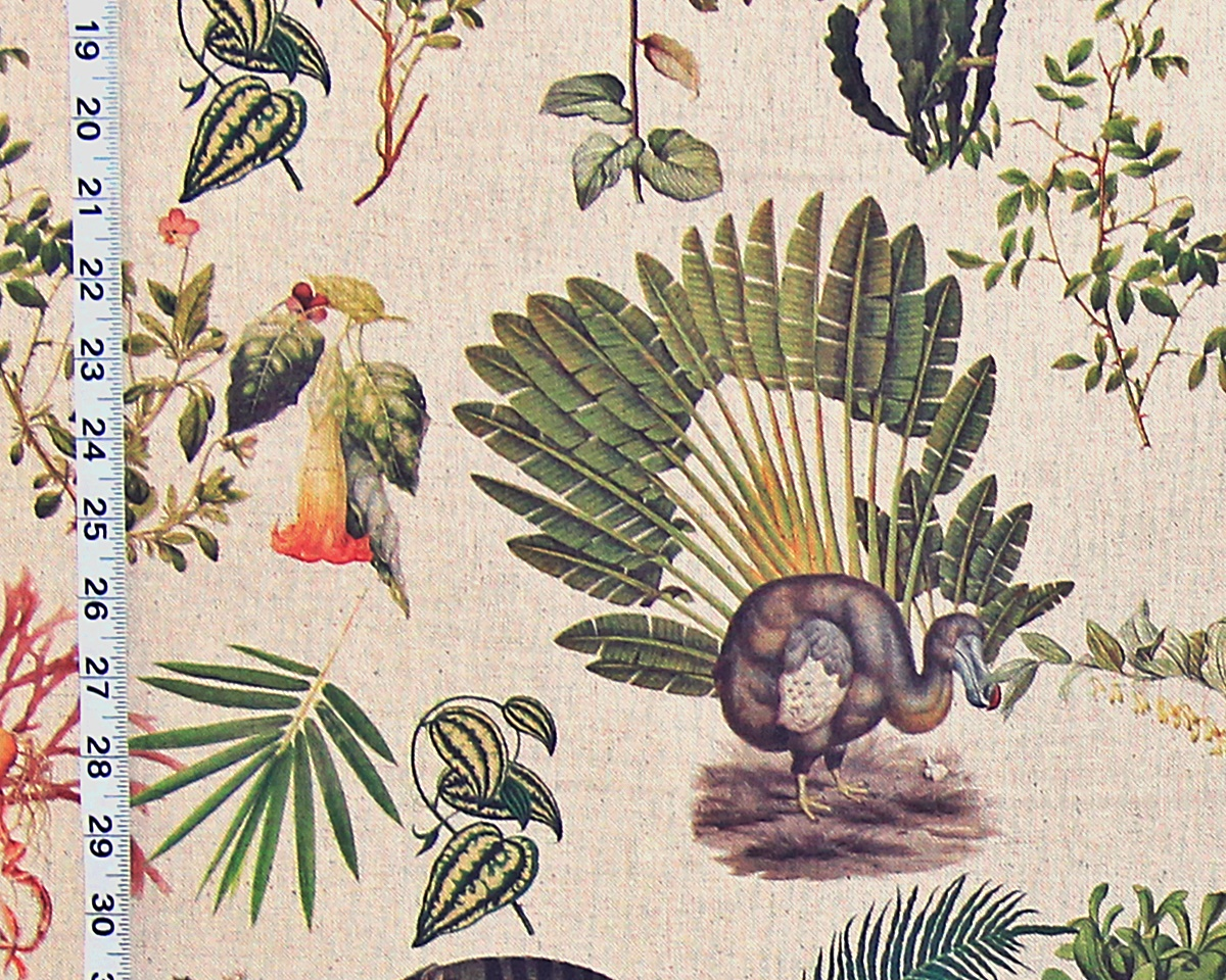 EXTINCT ANIMAL FABRIC