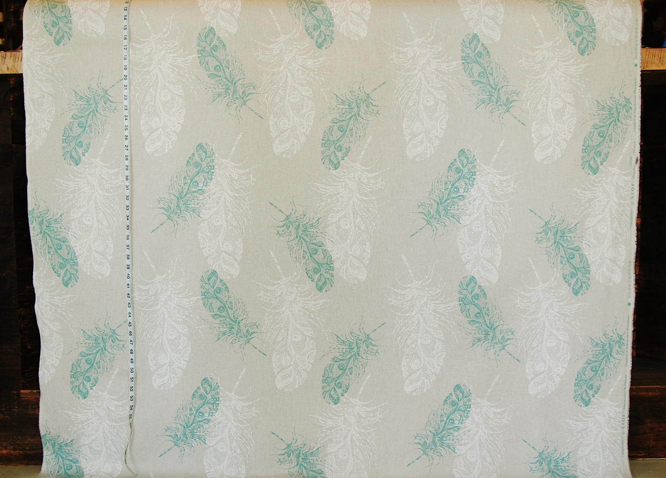 ANGEL FEATHER FABRIC