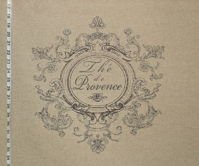 Provence Tea Fabric French Laundry Discontinued