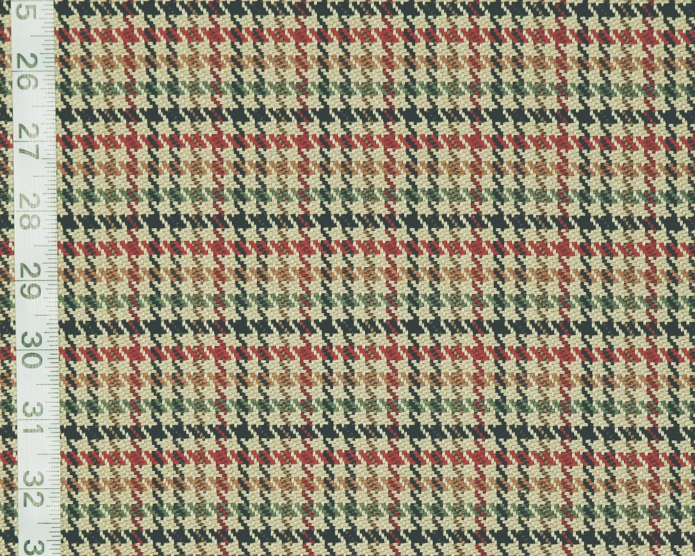HOUNDSTOOTH PLAID- D3161 NIGHT