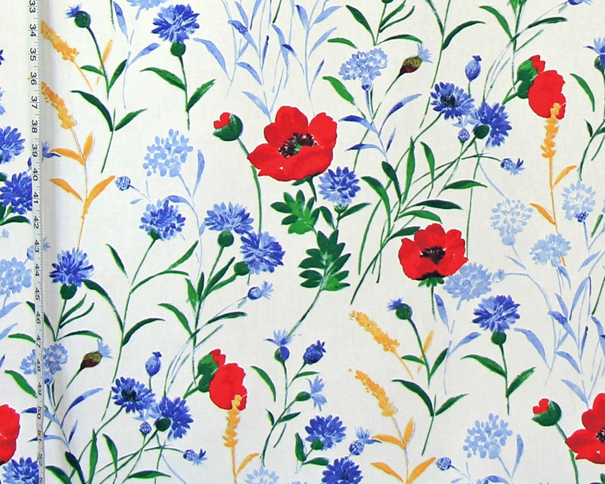 MEADOW FLOWER FABRIC