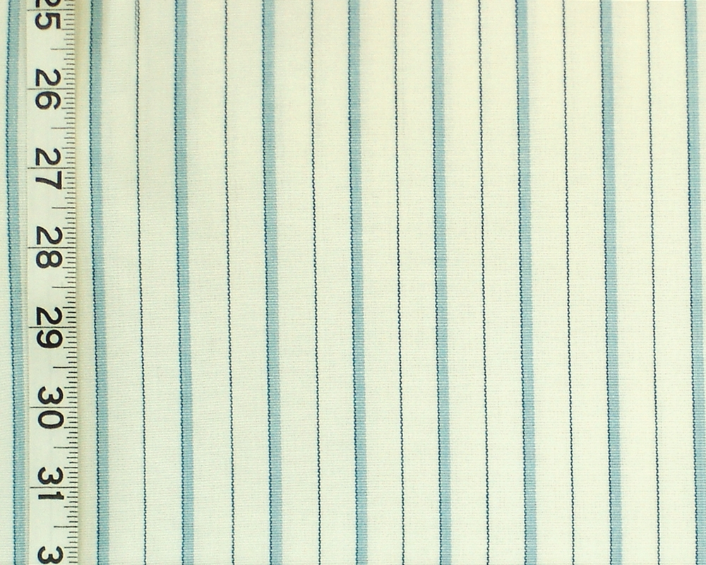 LIGHT BLUE STRIPE FABRIC