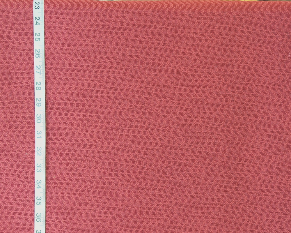 CLARENCE HOUSE FABRICS- SALINA IN RED