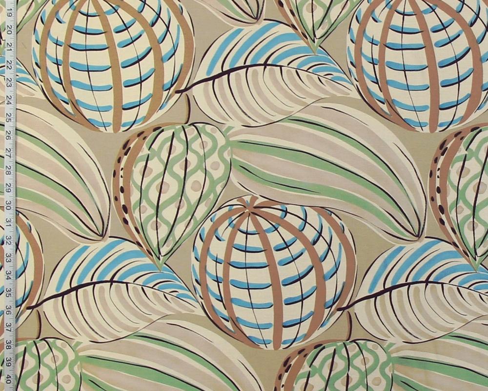 Clarence House Fabrics And Schumacher