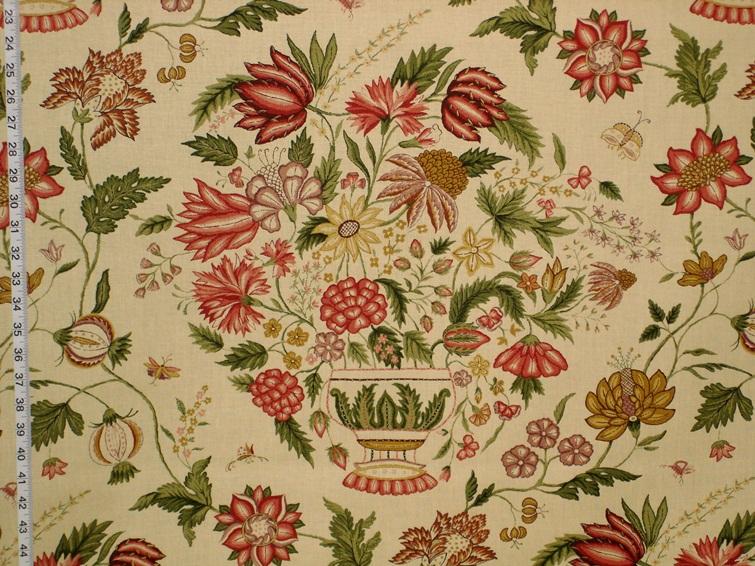 Greeff Colonial Basket Fabric