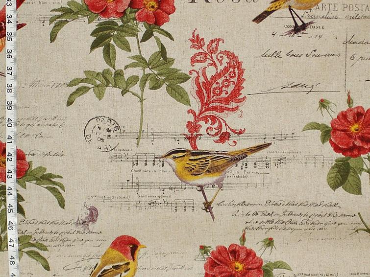 Paris Music Fabric