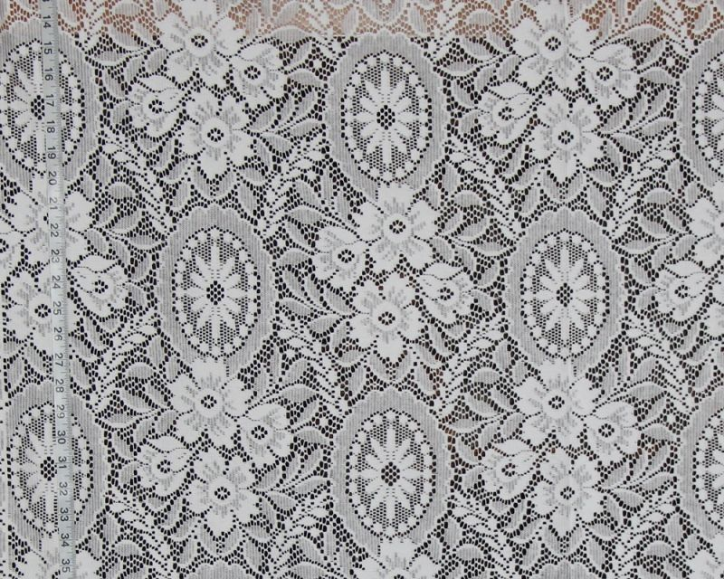 Traditional Nottingham lace