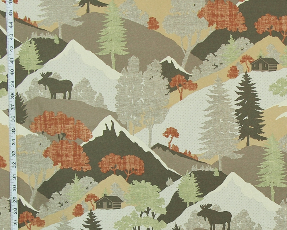 Moose Mountain Fabric