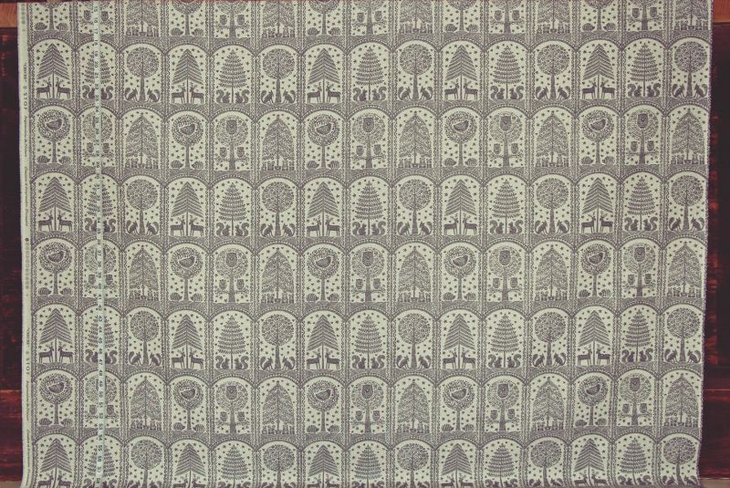 Woodland Forest Fabric