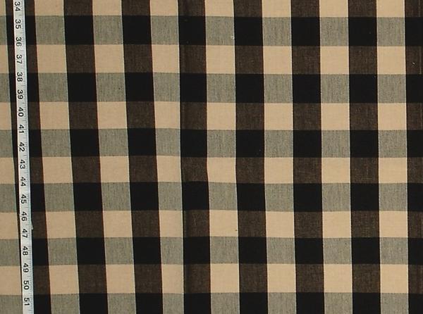 Buffalo Check Fabric 15 January 2015 Brickhouse Fabrics