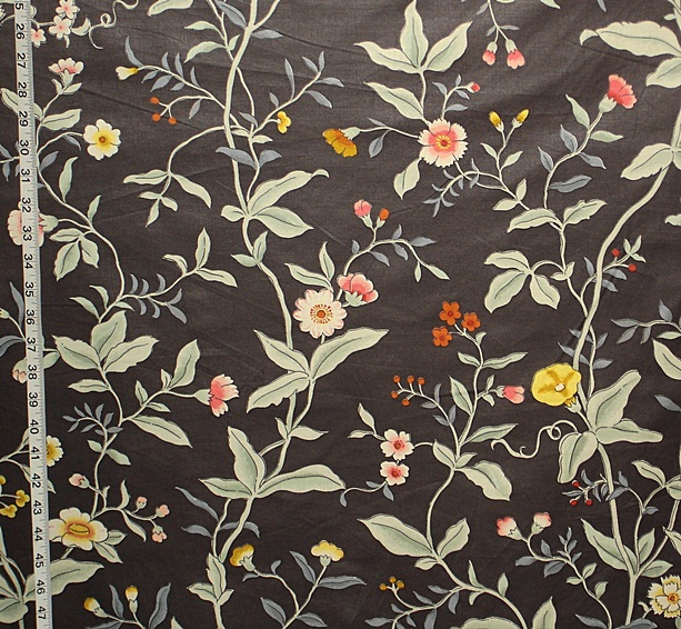 Clarence House Fabric Vintage Chintz Spring Floral