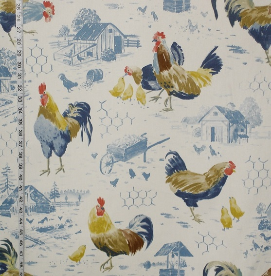 Rooster Fabric Redux – 11 February 2014