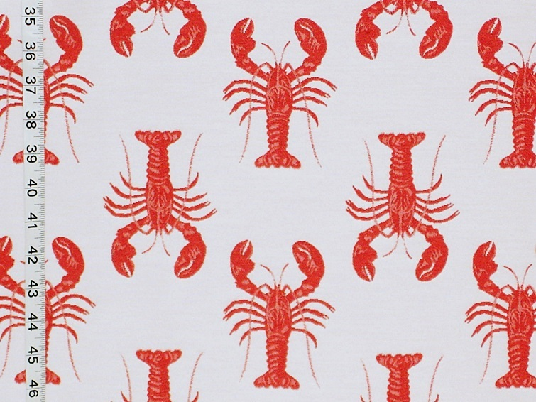 Lobster Fabric 21 April 2014 Brickhouse Fabrics