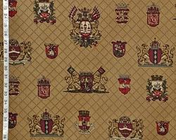 medieval shield fabric