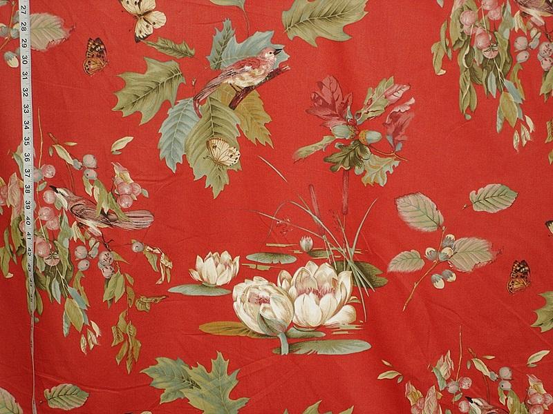 Waterlily Fabric